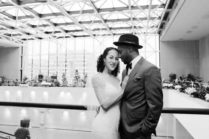 00681 Wedding Feature: An HU Romance