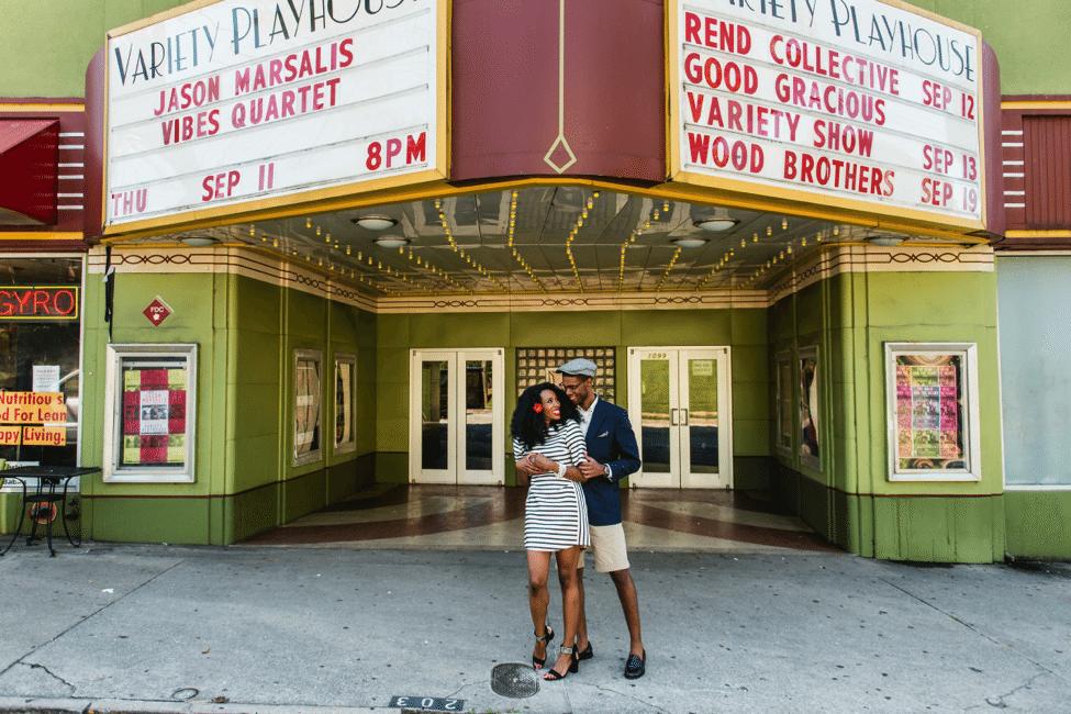 Engagement Feature: AUC Love Black Southern Belle 6