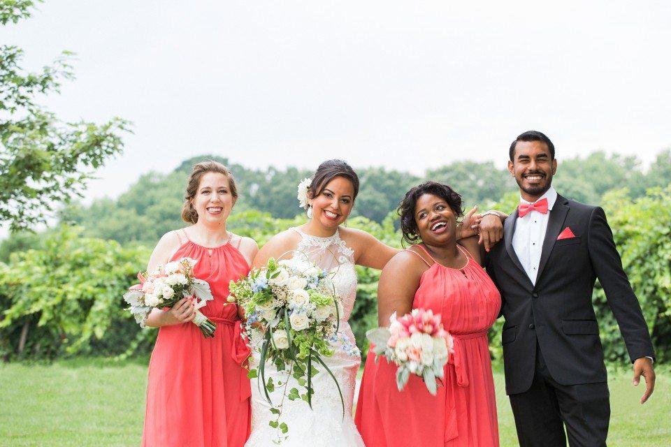 Lyly-and-Devone-Wed_0107-960x640 North Carolina Wedding at the Garner House