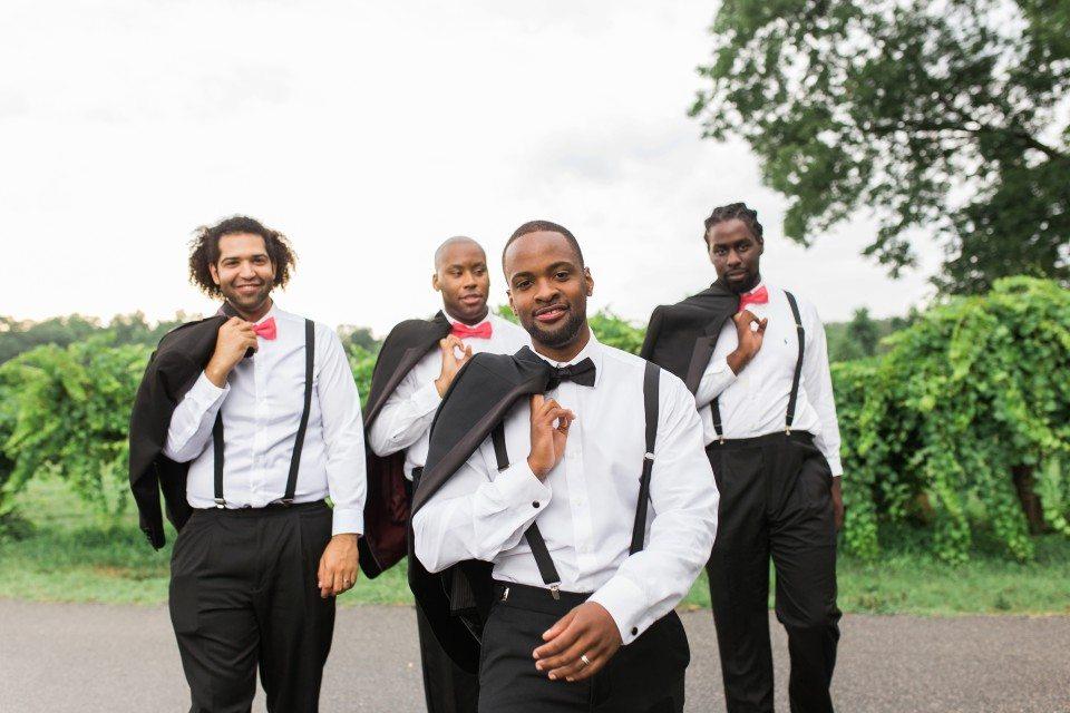 Lyly-and-Devone-Wed_0115-960x640 North Carolina Wedding at the Garner House