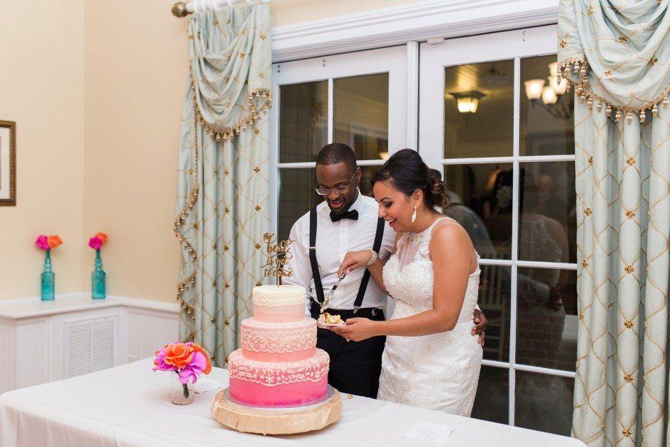 Lyly-and-Devone-Wed_0123-960x640 North Carolina Wedding at the Garner House