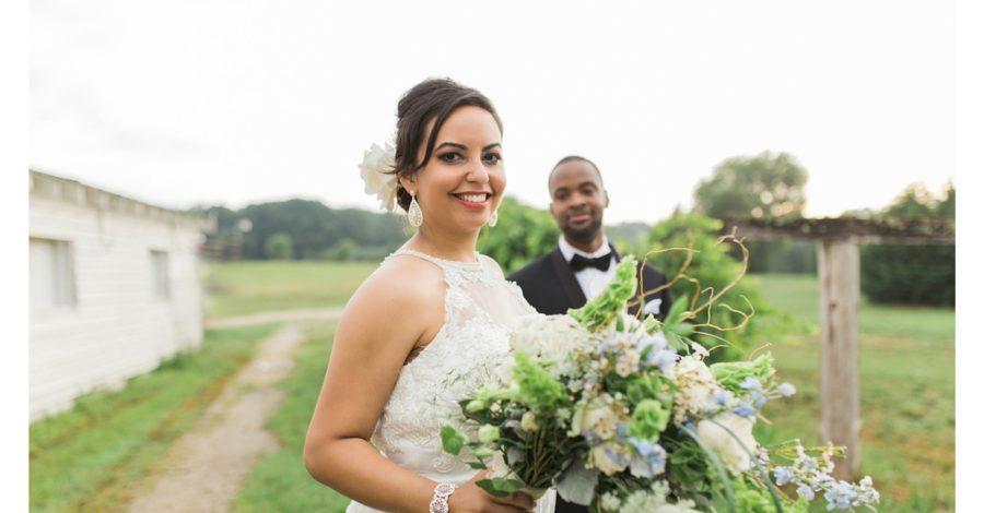 North Carolina Wedding at the Garner House 27