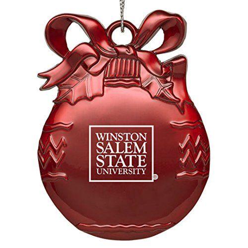 wssu Our Favorite HBCU, Divine Nine and African American Ornaments