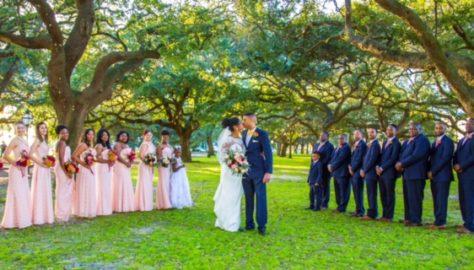 A Warm November Wedding in Charleston 10