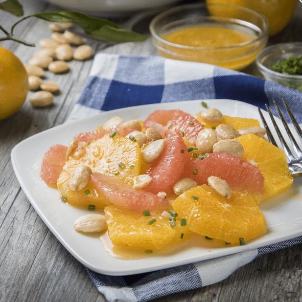 Savory Citrus Salad
