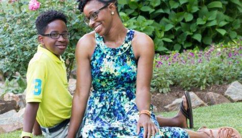 South Carolina Mother-Son Summer Shoot 2