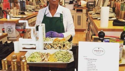 Tracy Scott, Gourmet Southern Artisan Inspiring Healthy Living 8