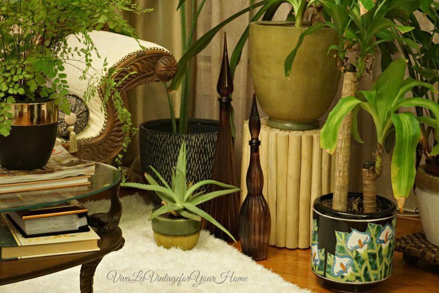 Top Vintage Decanter Looks To Love by Jamala of Viva La Vintage