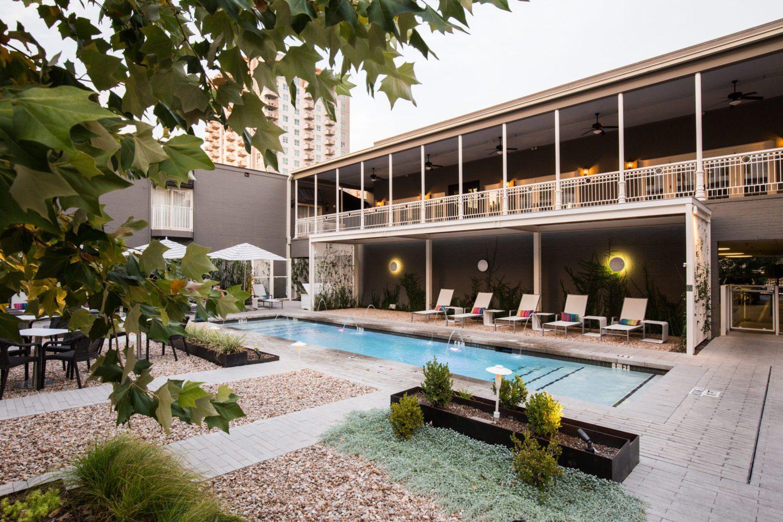 Hotel Ella: Austin, TX Refinement and History