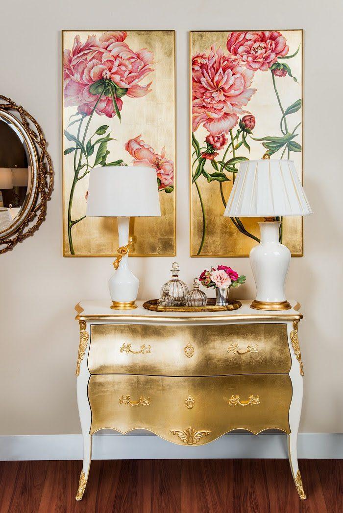 8 Floral Home Decor Pieces We Adore
