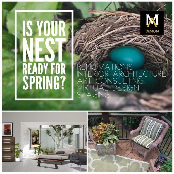 Spring_nest-595x595 Tips for Design Inspired by Nature from Winston-Salem Designer