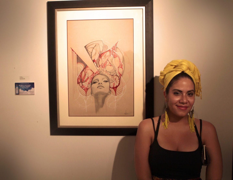 Art Inspiration from Florida Belle Ivette Cabrera