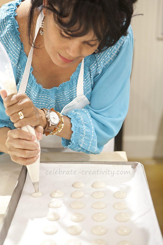 macaron-lisa-960x1440 Celebrate Creativity with a Stylish Midlothian, VA Blogger & DIYer
