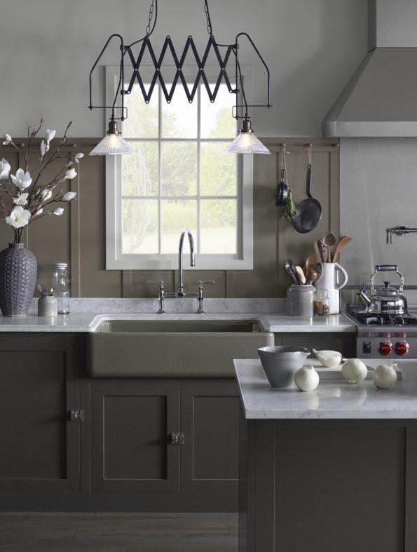zab37055_rgb-595x787 Modern Farmhouse Kitchen Inspiration from Kohler