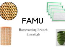 FAMU_Homecoming_Essentials