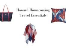 Howard HomecomingTravel Essentials