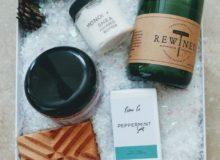 Ceh Flora Gift Co Lavish Winter Wonderbox