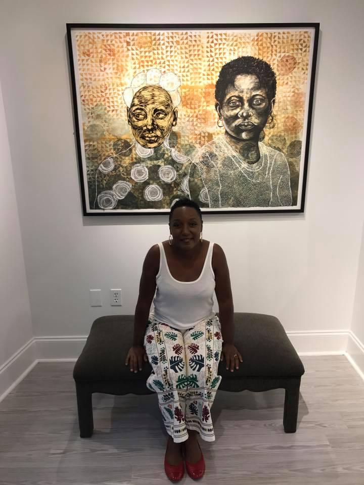 Delita-Martin-2 10 Southern Black Women Artists to Watch from Expert Curator Jonell Logan