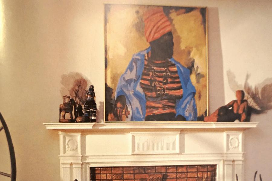 African American Decor Spotlight: Denys Davis, The Spirit of African Design