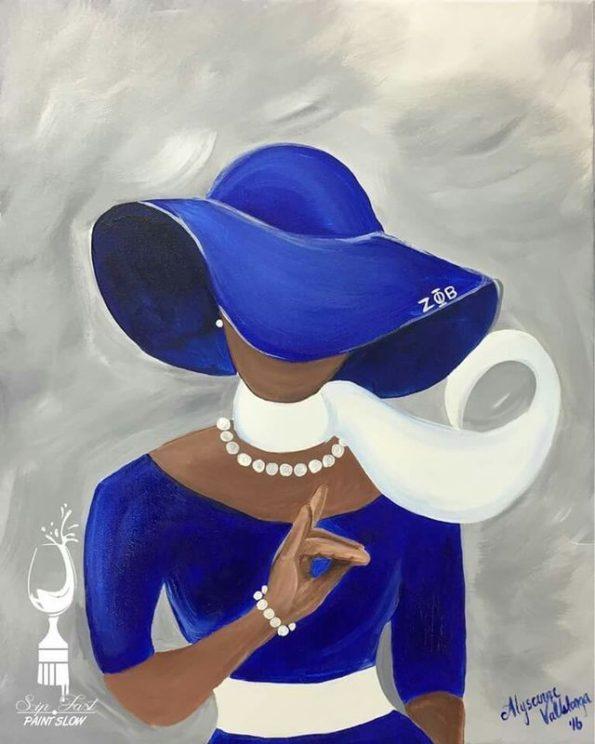 d05df3f325f7260728d387efb7b117b4-595x744 Our Favorite Pieces of African American Sorority Art