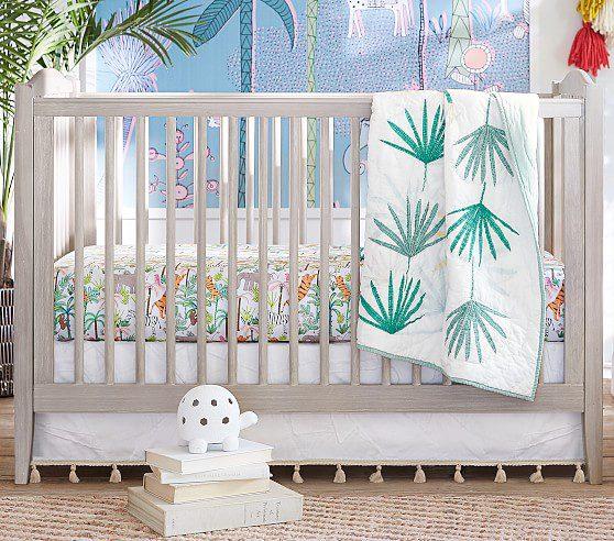 justina-blakeney-jungalino-baby-bedding-sets-c Nursery Decor We Love from Justina Blakeney - African American Nursery
