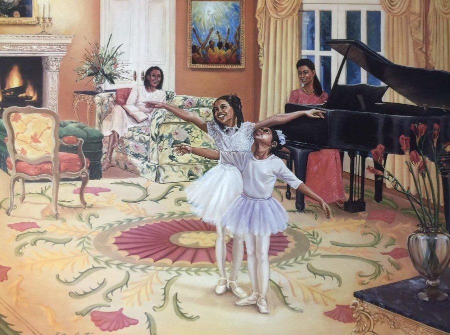 Black Art from Katherine Roundtree We Love
