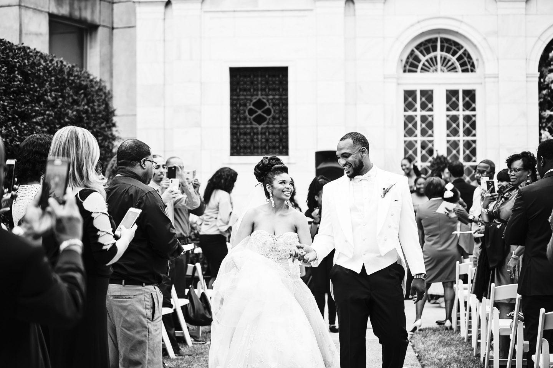 Memphis Wedding Fun at the Brooks Museum of Art