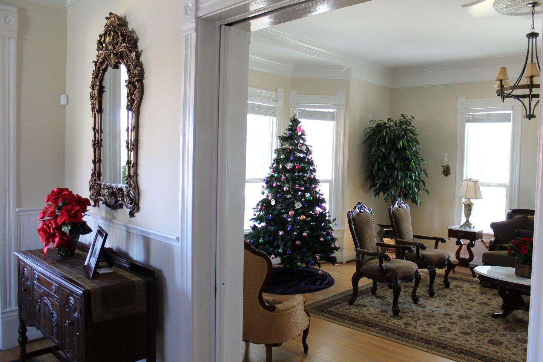 IMG_0147-1440x960 HBCU Holiday House: Wiley College Christmas Decor Tour