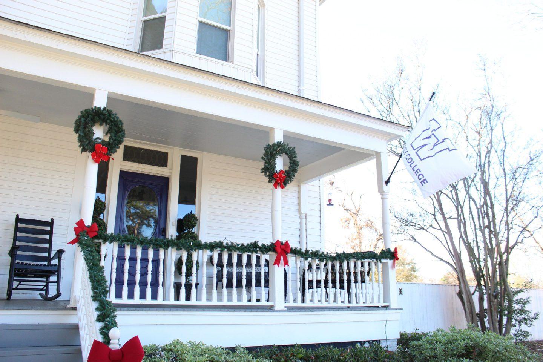 IMG_0163-1440x960 HBCU Holiday House: Wiley College Christmas Decor Tour