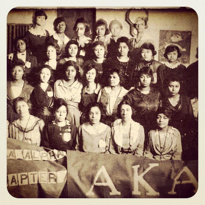 5f4496f6adb45f25eca08650c9348926 Vintage Images of Alpha Kappa Alpha