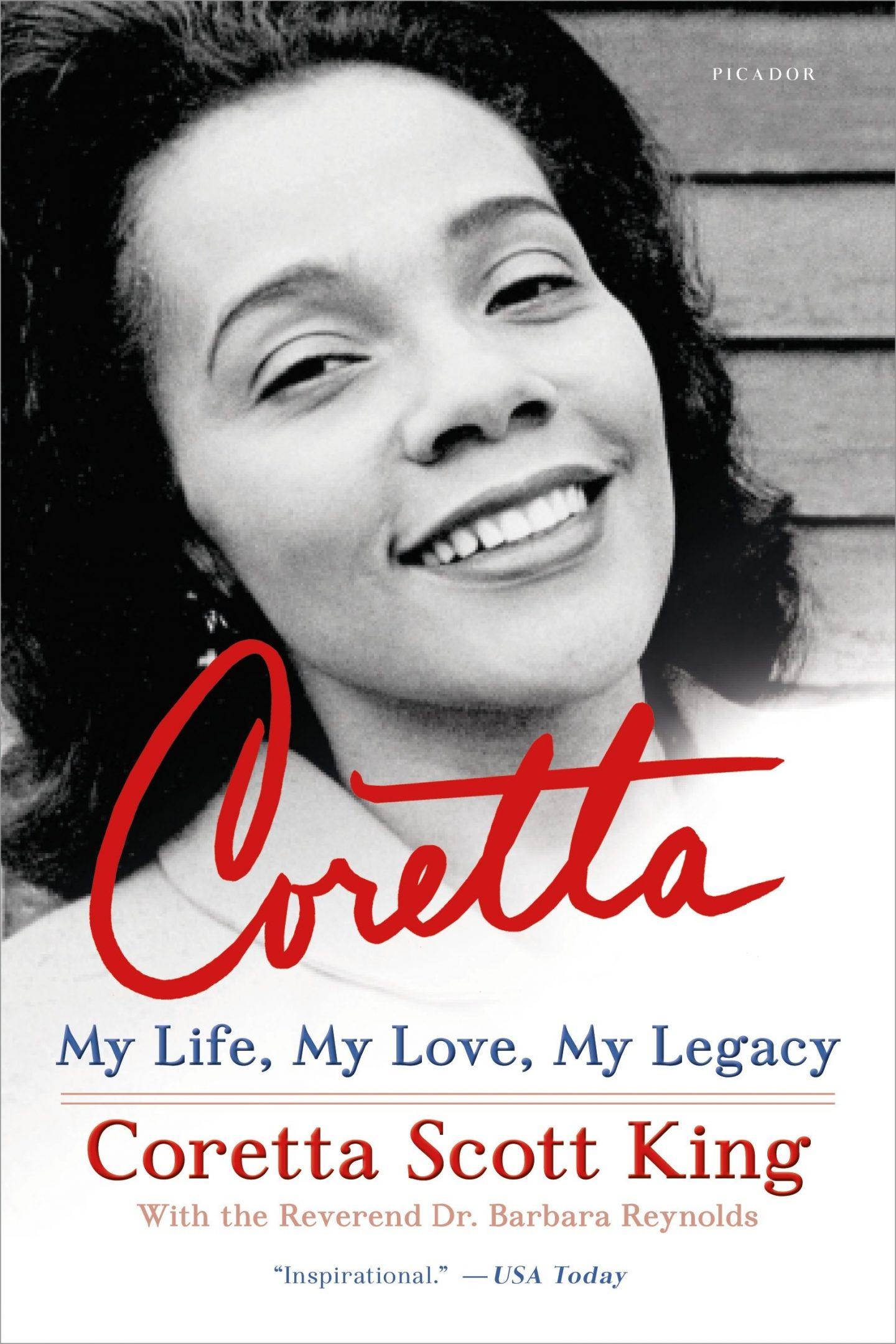 81rmRDAMrPL-1440x2160 Coffee Table Inspiration: Books on Coretta Scott King