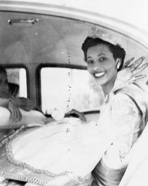 NathalieMalveauxAlsandor_MardiGrasQueen1956 Past and Present: Images of African American Mardi Gras in Lafayette, LA