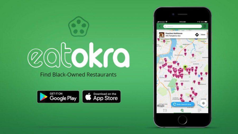 Find Black Restaurants Anywhere Using the eatOkra App