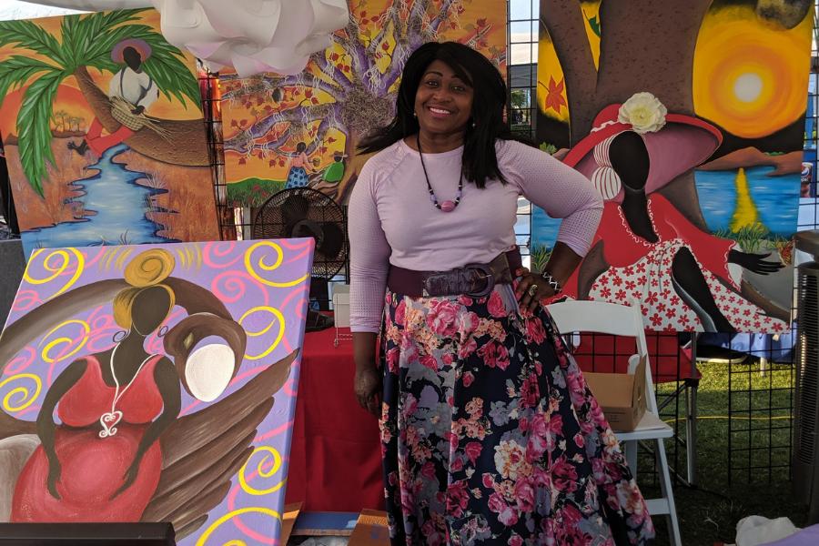 Black Southern Belle Travels: Images of Gullah Festival 2019 in Beaufort, SC