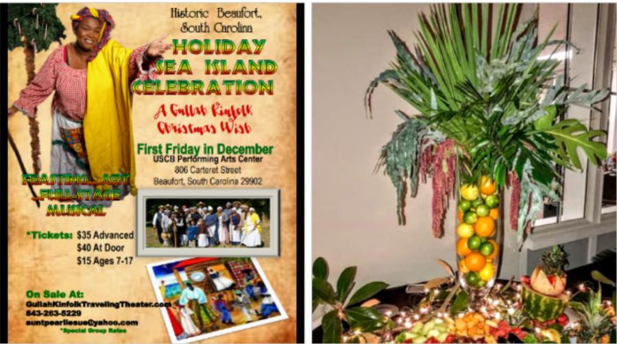 Holiday  Heritage Travel: Gullah Christmas Celebration in Beaufort, SC