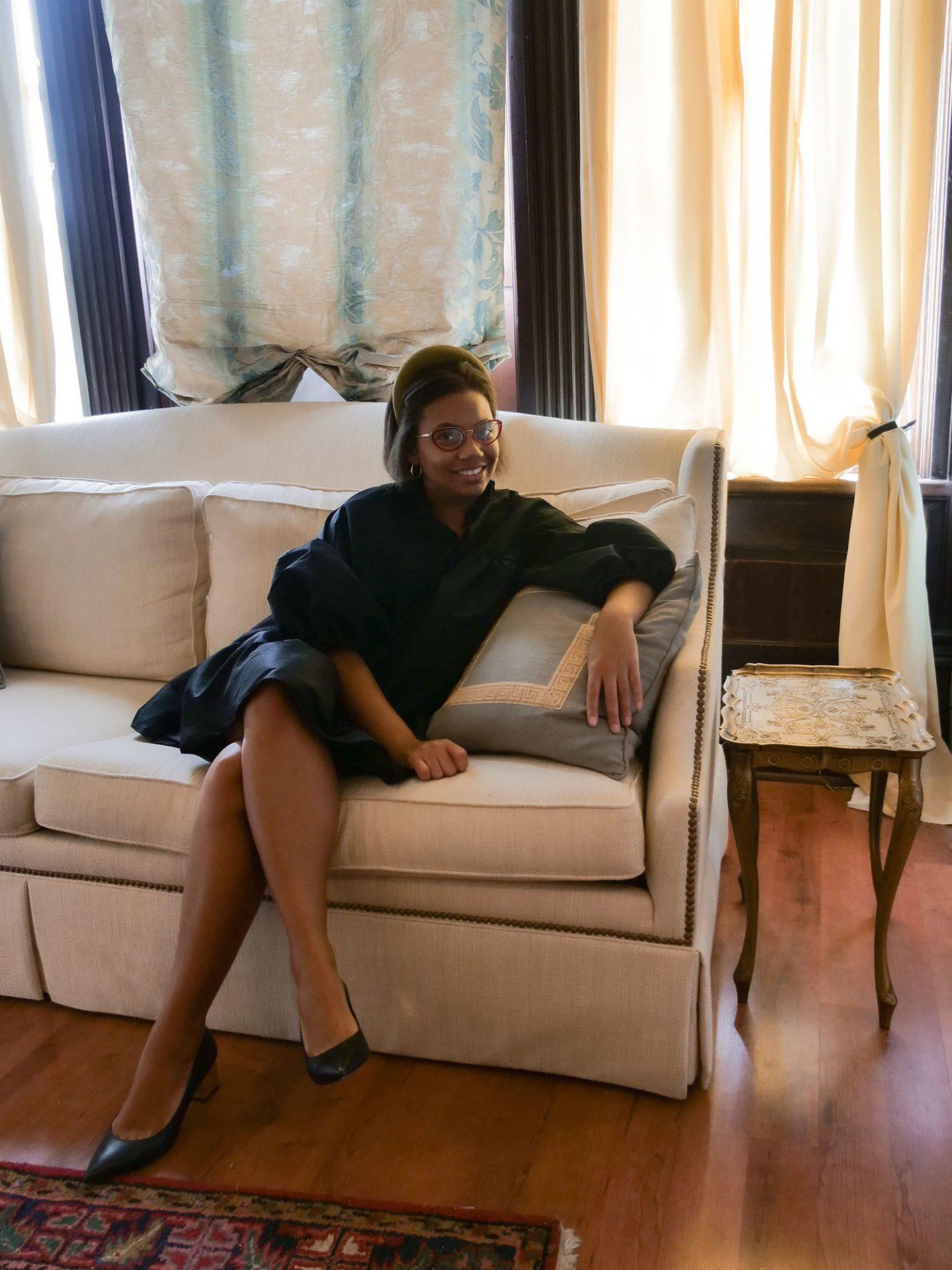 Designing Black Women: Blair Price of New Orleans' Petit Atelier